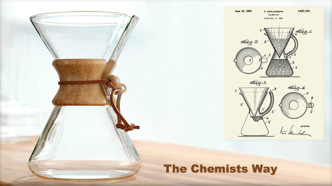 Chemex de Peter J. Schlumbohm
