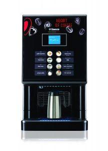 Maquina de cafe en grano saeco