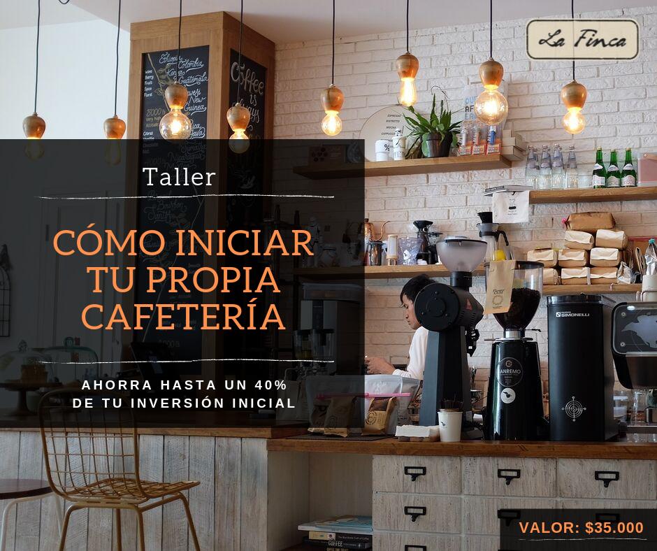 Cómo iniciar tu propia cafetería