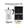 La Finca Quindío + Cafetera Italiana