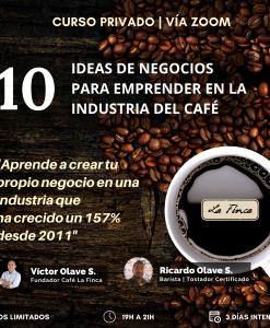 10 NEGOCIOS EN EL CAFÉ