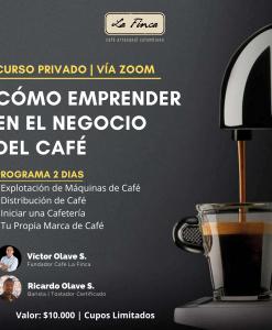 Curso Negocio del Café