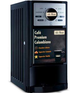 Máquina de Café Colombiano