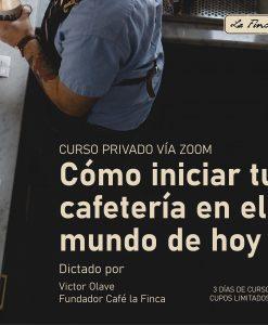 Curso de Cafetería