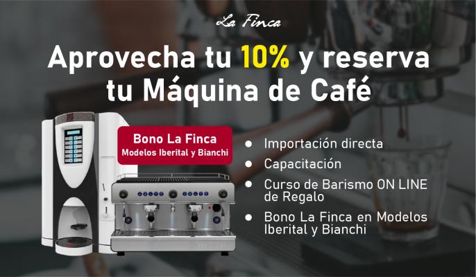 Máquinas de Café La Finca